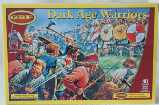 Gripping Beast 28mm GBP03 Dark Age Warrior